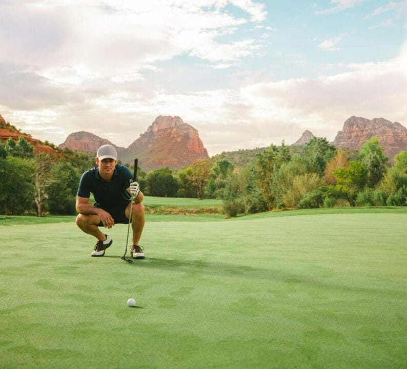Seven Canyons Sedona Golf Course