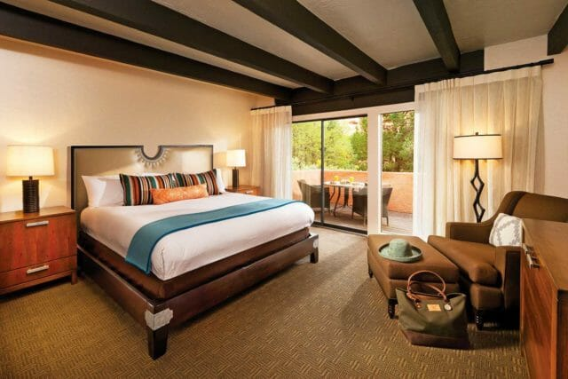 One bedroom suite | Enchantment Resort Sedona