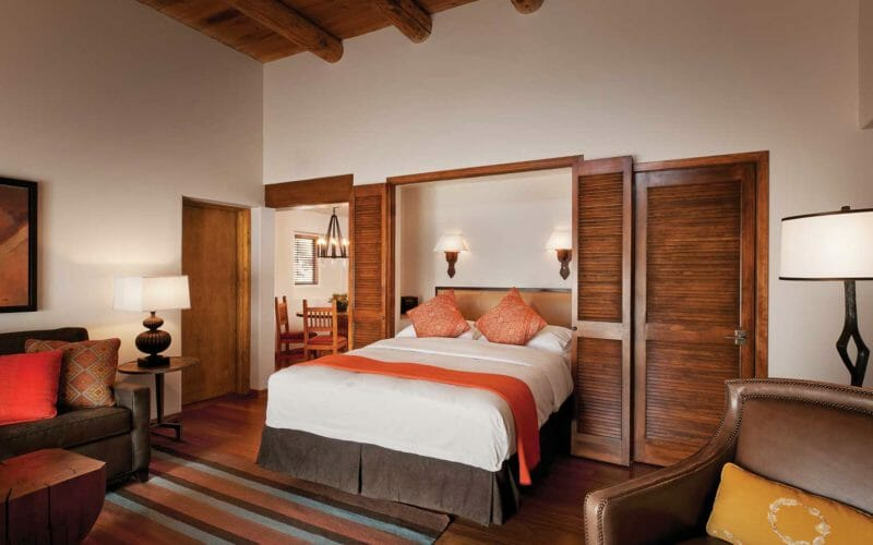 Casita Studio Guestroom | Enchantment Resort in Sedona, Arizona