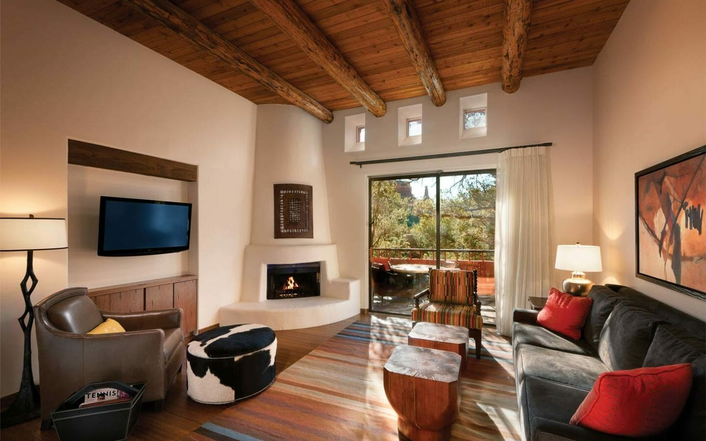 Casitas One Bedroom King | Enchantment Resort Sedona