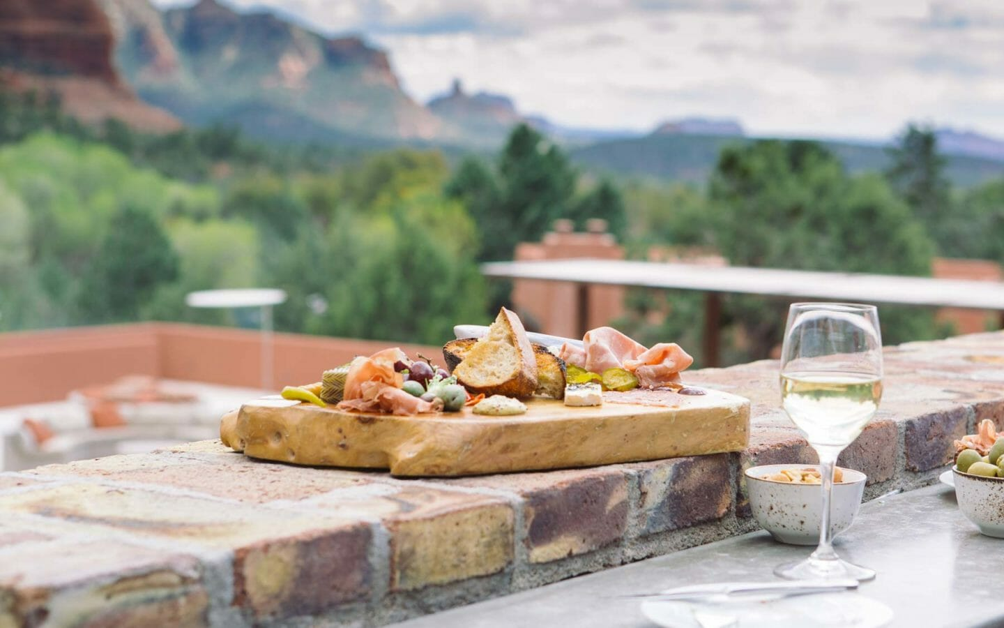 Restaurants with a View in Sedona, AZ