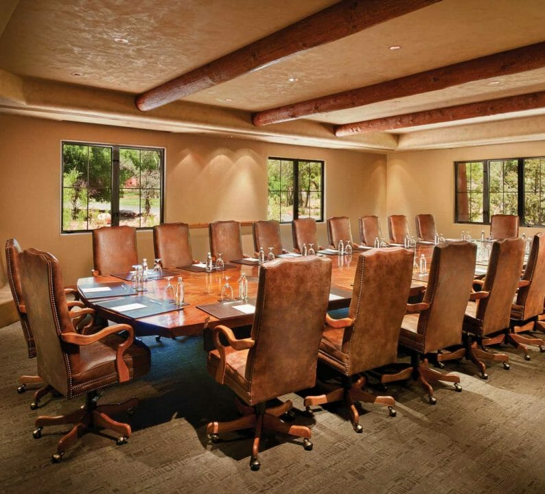 Manzanita Meeting Room
