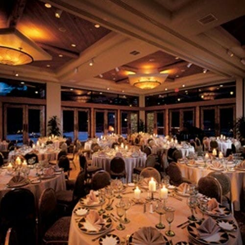Abasazi Ballroom at Enchantment Resort