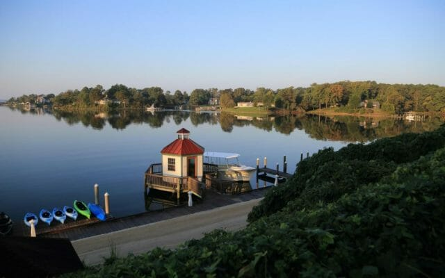 Chesapeake Bay Resorts | Tides Inn