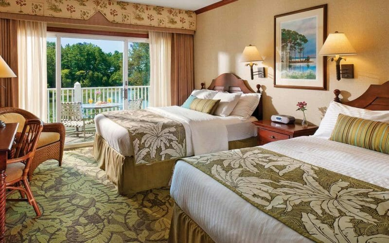 Tides Inn Chesapeake Bay Resort Deluxe Room