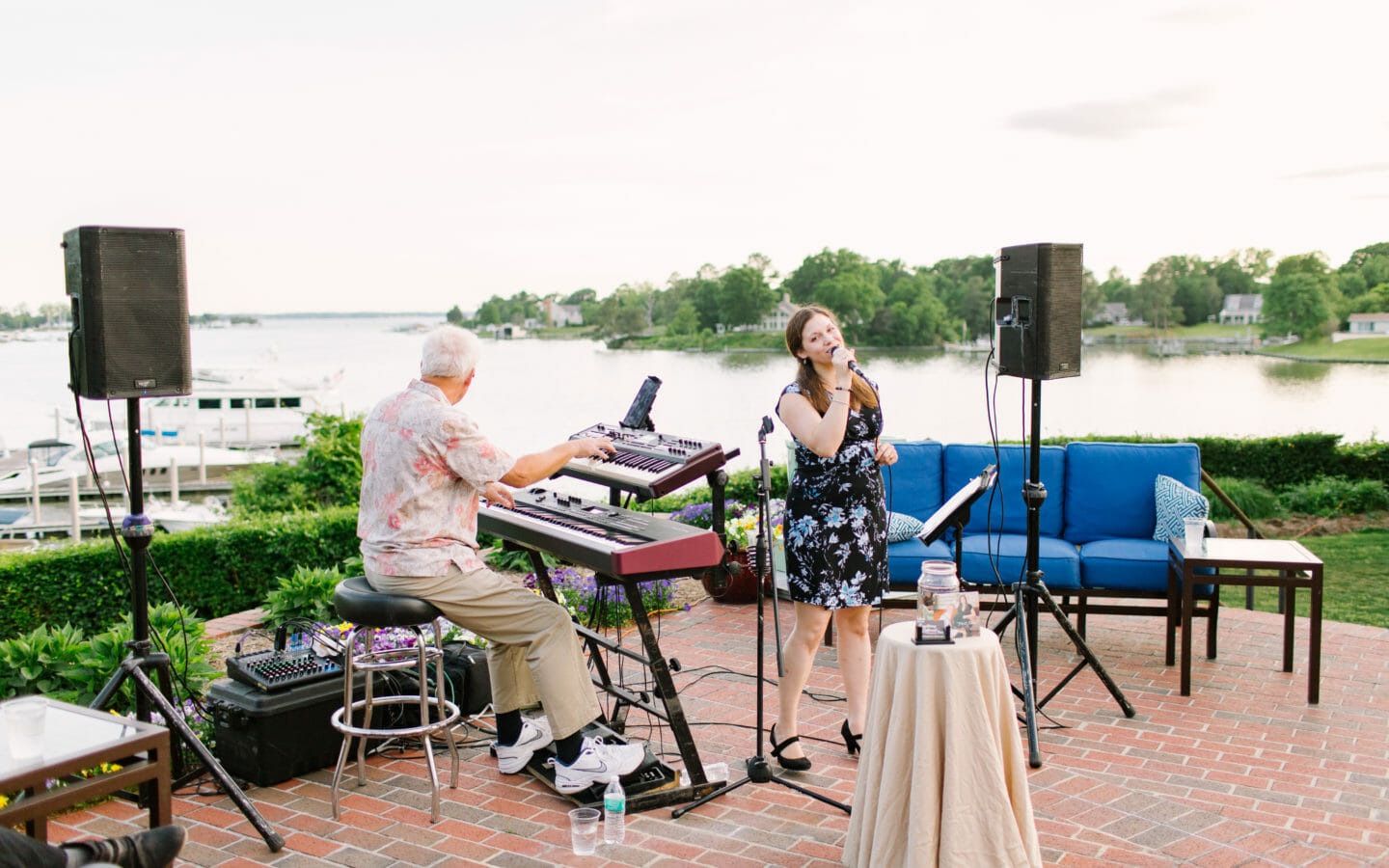 Live Music on Water | Tides Inn